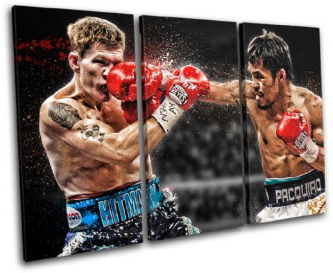 Boxing Pacquiao Hatton Sports - 13-1930(00B)-TR32-LO